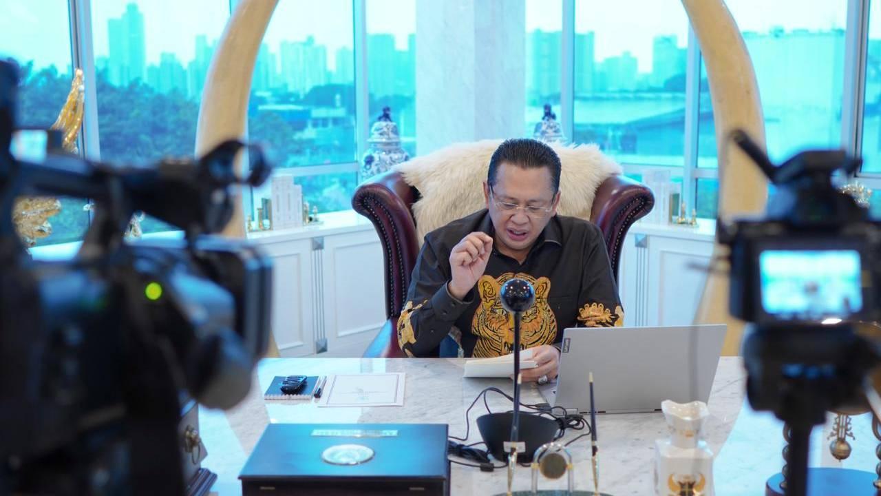 Ketua MPR Dorong Percepatan Reformasi Agraria