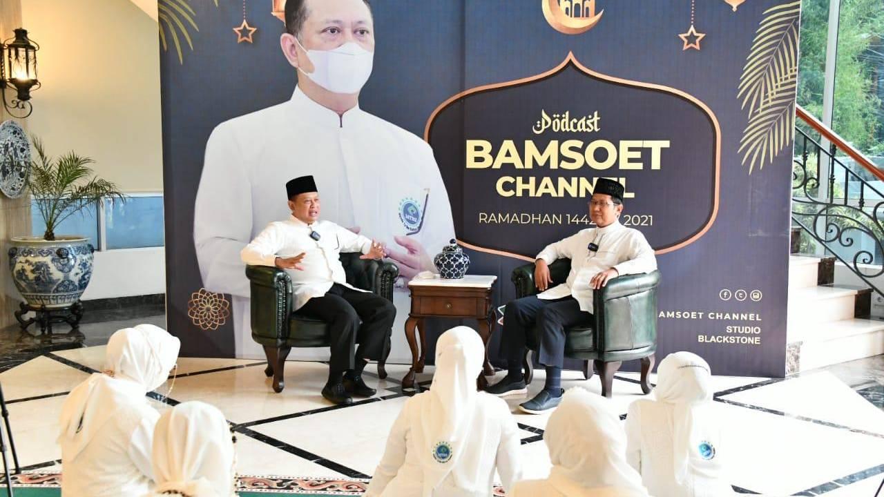 Bamsoet Bedah Pelaksanaan Puasa Ramadan Semasa Pandemi