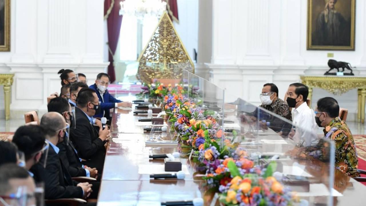 Bamsoet: Jokowi Dukung Penyelengaraan Kejuaraan Otomotif Dengan Prokes Ketat