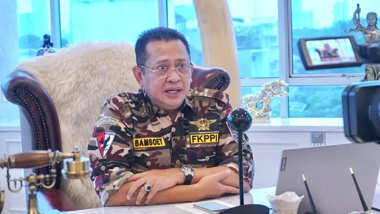 Ketua MPR: Taat PPKM Darurat, Prokes-Vaksinasi Bagian Bela Negara