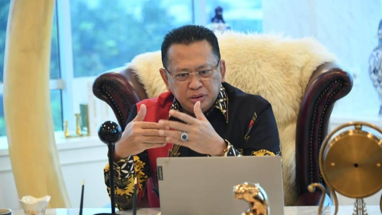 Bongkar Penimbun Obat Covid, Ketua MPR Puji Polri