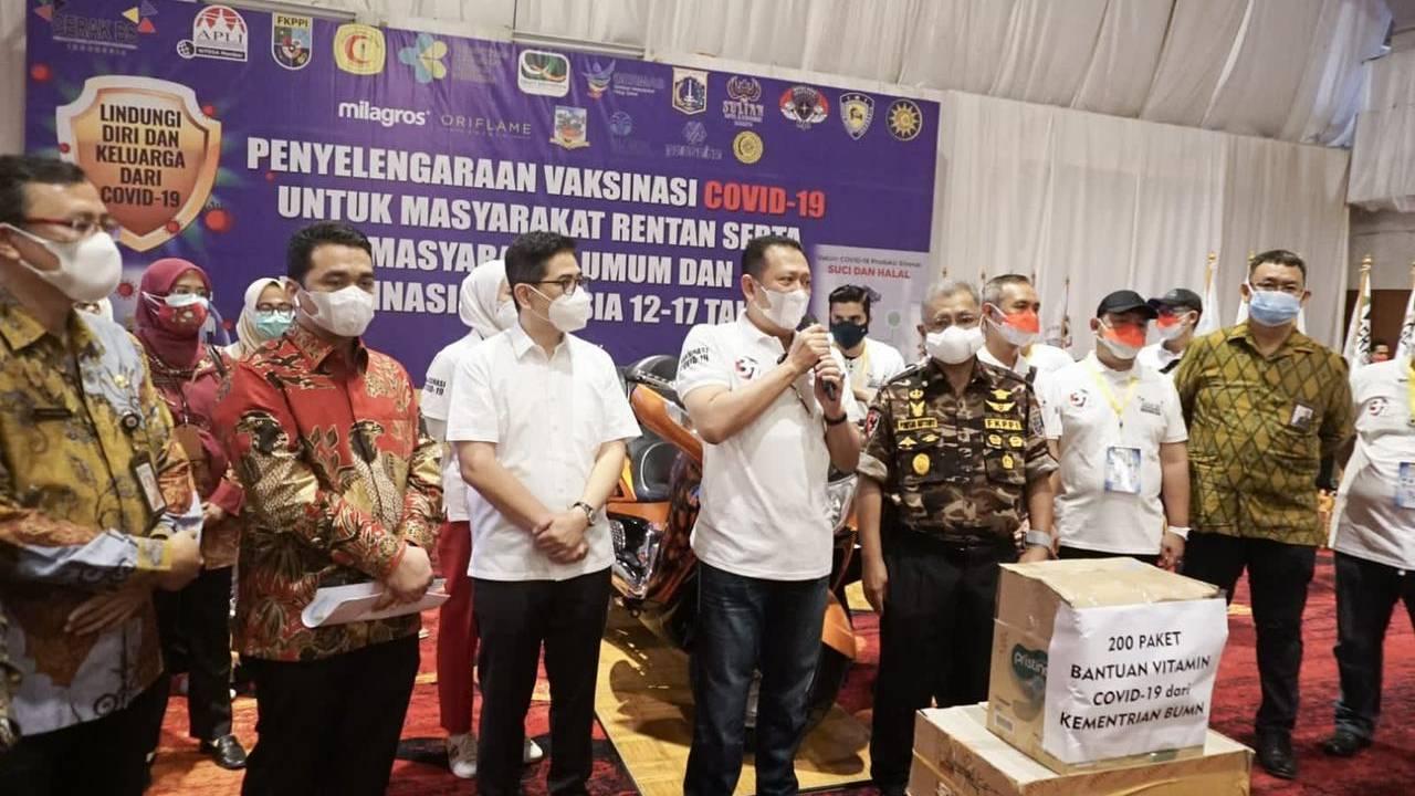 Ketua MPR Ajak Pengusaha Salurkan CSR untuk Warga Terpapar-Terdampak Pandemi